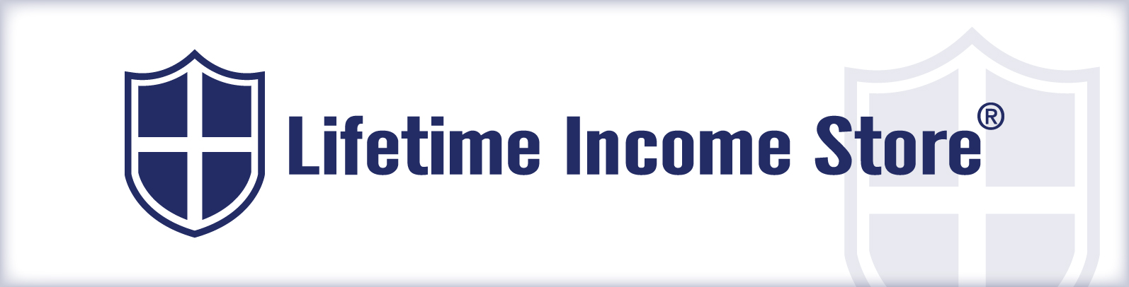 Connect  with Lifetime Income Store